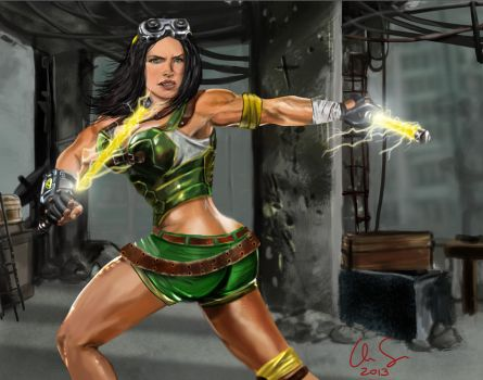 Orchid Killer Instinct 2013 by osx-mkx