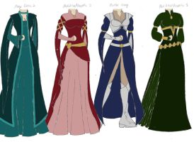 Fantasy Fashions 2 by amwoolsey94