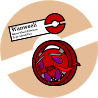 Fake Pokemon: Wanweeli by Sageroot