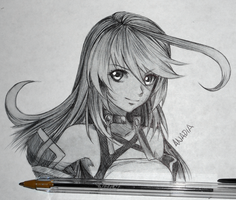Day #12: Milla by Anadia-Chan
