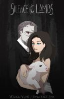 Silence of the Lambs by YoukaiYume