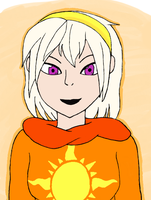 God Tier Rose Lalonde by Panic-Techno