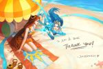 Beach Party by J00se