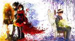 RWBY : thank you Monty Oum by Astruma