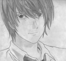 Light Yagami by Anti-Kira