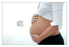 Pregnant 1 by ladybugpictures