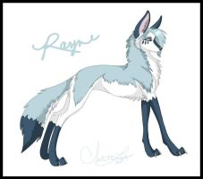Rayne: Goddess of Ice by Isyss