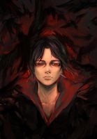 itachi by E-Lien