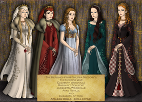 The Cousins War (Game of Thrones) by rachel637
