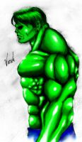 HULK (COLOR) by VAREK666