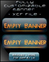Customizable Empty Banner by el-L-eN