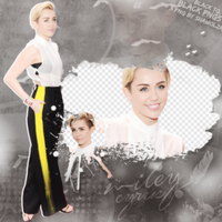 PNG Pack (15) Miley Cyrus by Shawolza