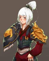 Dragonblade Riven by cyblix