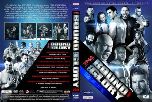 TNA Bound for Glory 2015 DVD Cover by Chirantha