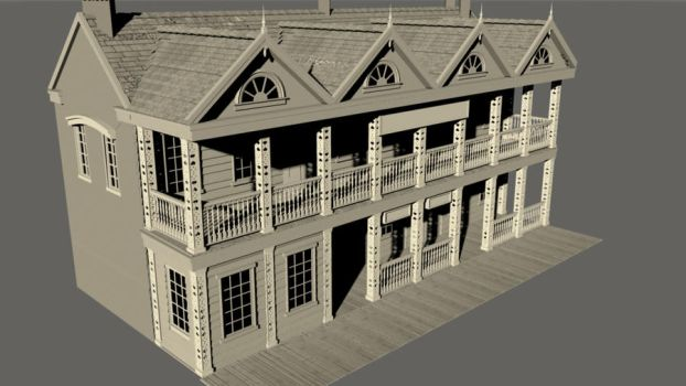 Hotel Texturing by bdagger