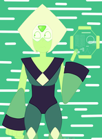 Peridot by AccursedRainbow