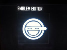Black Ops 2 Emblem: Laughing Man Symbol by AVGNJr1985