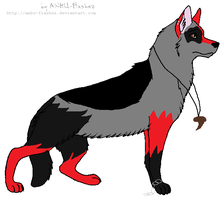 Pirate Another Fursona :D by Sierra2882