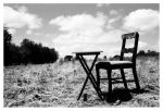 Out of Place Chair by isthenewblack