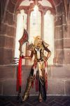 World of Warcraft - Paladin Tier 2 by KamuiCosplay