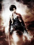Levi Ackerman - Attack on Titan by Kunoichi1111