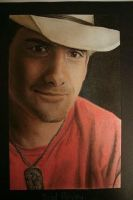 Brad Paisley by AmberBrown2016
