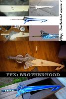 brotherhood sword tutorial by okageo