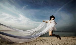 In White Fabric 04 by dearchivism