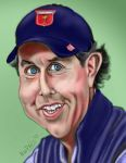 Phil Mickelson by adavis57
