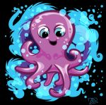 Alex the Octopus by copperrein