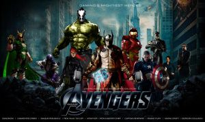 Game Avengers 1 by rs2studios