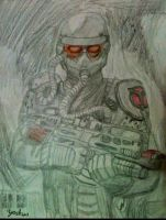 Helghast from Killzone by Yosh300