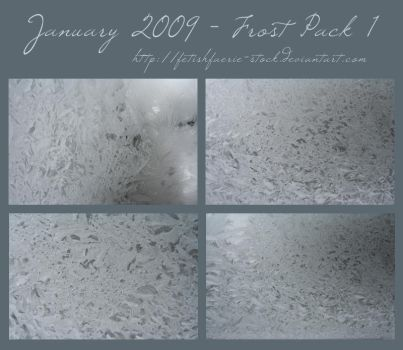 January 2009 Frost Pack I by fetishfaerie-stock