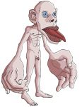 Cortical homunculus by stormthor