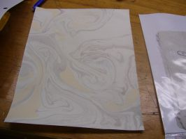 Paper Marbling by Hannah2070