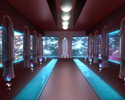 Spirit Throne Room Complete by Rei-Ayanami-