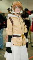Fam preview from Last Exile by RuffleButtCosplay