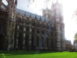 Westminster Abbey II. by csibecsont