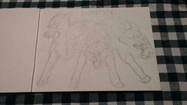 The Demon Brothers of Kai (WIP) by Asunissi