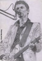 Matthew Bellamy DRAW II by LGhost