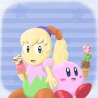 Kirby and Tiff by Sirometa