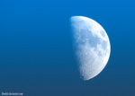 The moon by Hend25