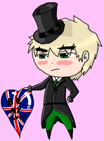 APH Valentine: England by Kaychu-The-Gamer