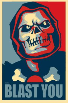 Pyre's Skelly for President by TheGreenSkeletor