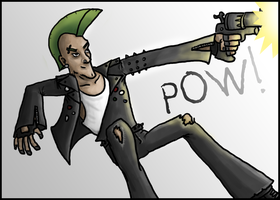 Punk Pow by Root-Sec
