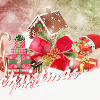 Christmas PNG Pack by ForeverDemiLovato