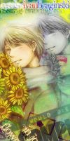 Russia APH :: Sunflowers by BecomeOneDa