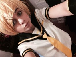 Len Kagamine Cosplay #2 by Your-Average-Cosplay