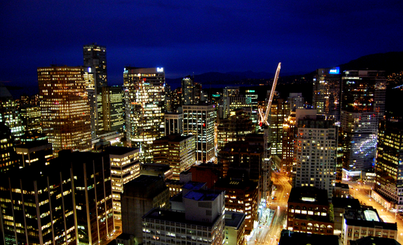 Vancouver, BC 2 by BlueWinged