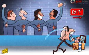 Sacked. City board do the Poznan as Mancini leaves by OmarMomani